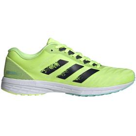 adidas Adizero RC 3 Shoes Women hi-res yellow/crew navy/clear aqua